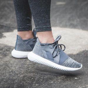 44024ef00 Women Adidas Tubular Defiant Grey on Poshmark